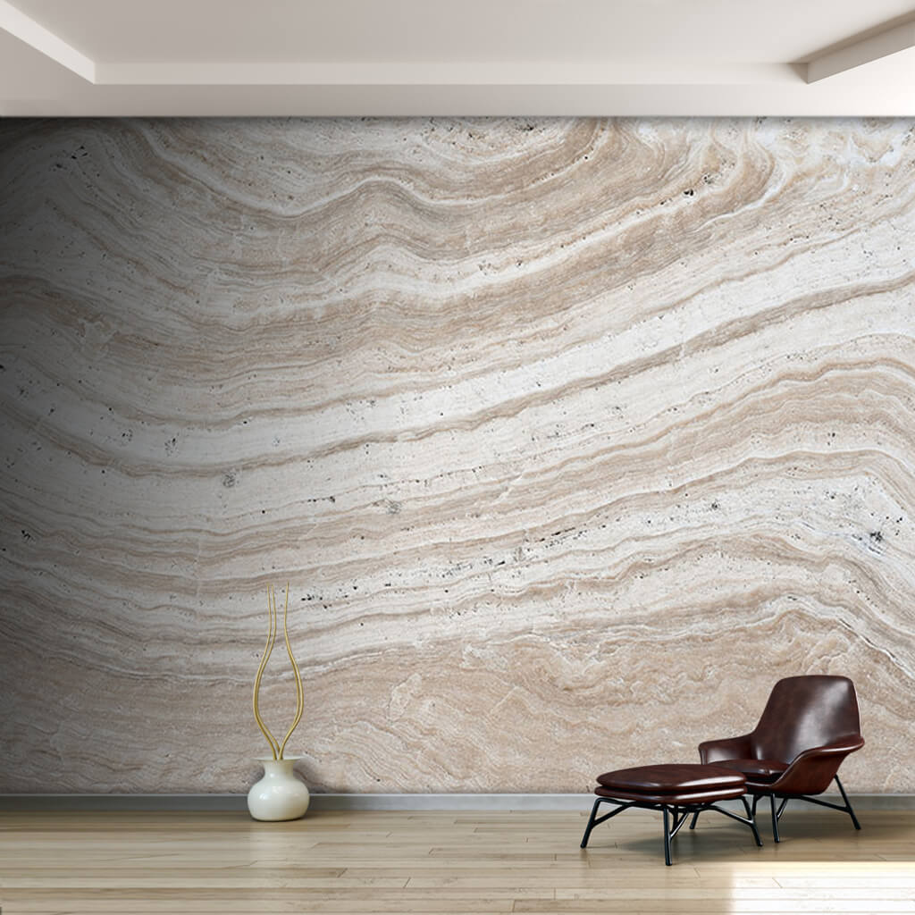 Granite textured veined yellow 3D scalable custom wall mural