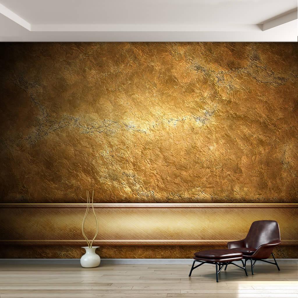 Altın dokulu metal renkli arka plan fon duvar kağıdı