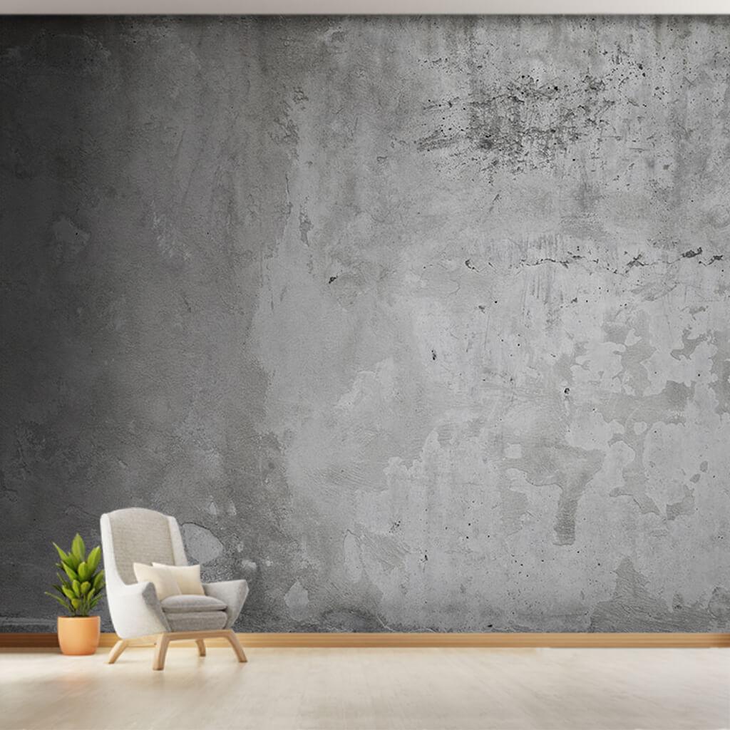 Gri kaba sıva beton deseni doku tekstür duvar kağıdı