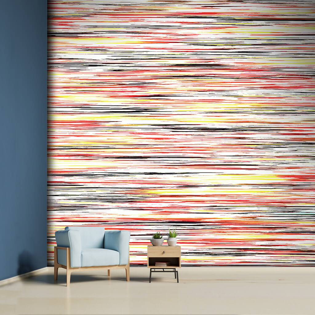 Detailed abstract texture on grunge background wall mural