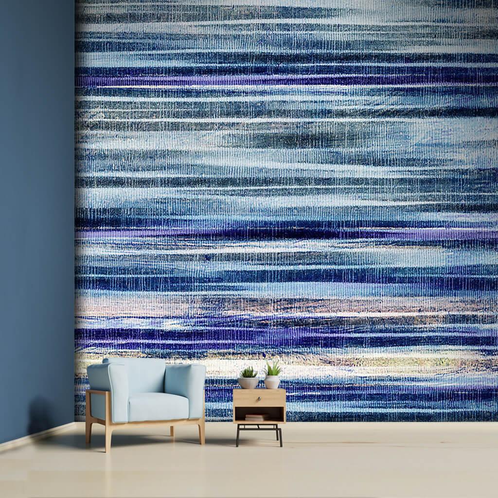 Eskitme mavi renk tonlarıyla Grunge soyut doku duvar kağıdı